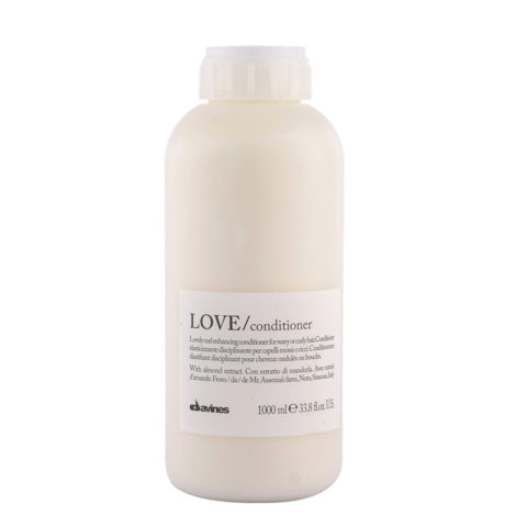 Davines Essential hair care Love curl Conditioner 1000ml - Elasticising conditioner