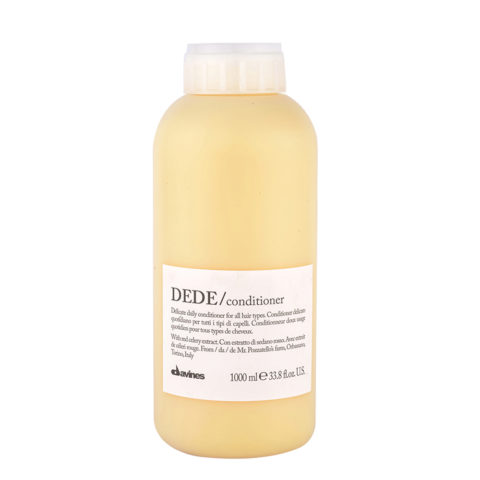 Davines Essential hair care Dede Conditioner 1000ml - conditioner for daily use