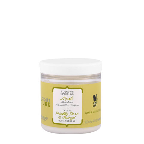 Alfaparf Precious Nature Mask With Prickly Pear & Orange For Long/Straight Hair 200ml