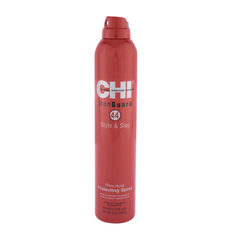 CHI 44 Iron Guard Style & Stay Firm Hold Protecting Spray 284gr