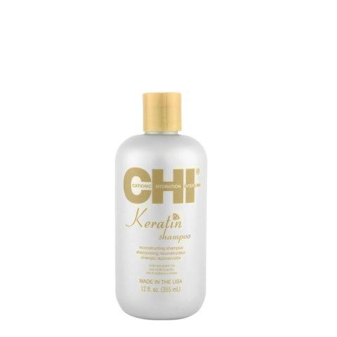 CHI Keratin Shampoo 355ml - Reconstructing Shampoo