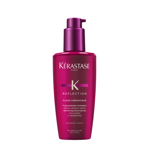 Kerastase Reflection Fluide Chromatique 125ml - Softening essence for color-treated or highlighted hair