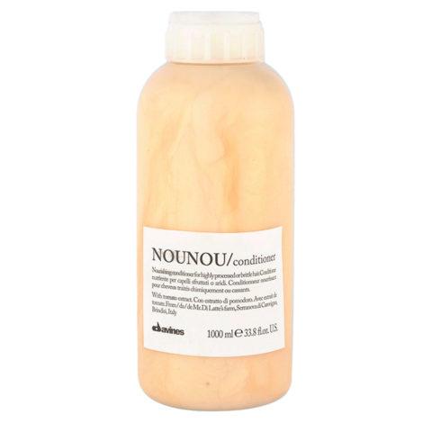 Davines Essential hair care Nounou Conditioner 1000ml - Nourishing conditioner