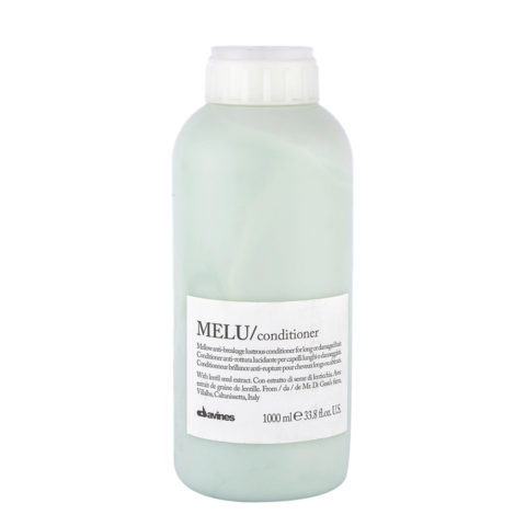 Davines Essential hair care Melu Conditioner 1000ml - Anti-breakage conditioner