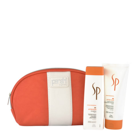 Wella SP After sun Shampoo 250ml Conditioner 200ml free Pouch