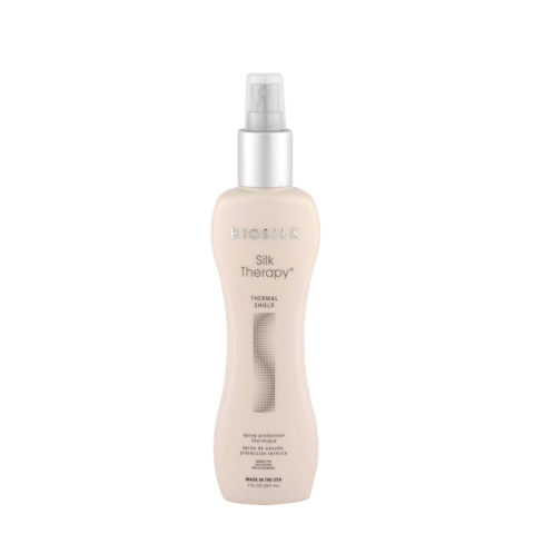 Biosilk Silk Therapy Styling Thermal Shield 207ml - protection Spray