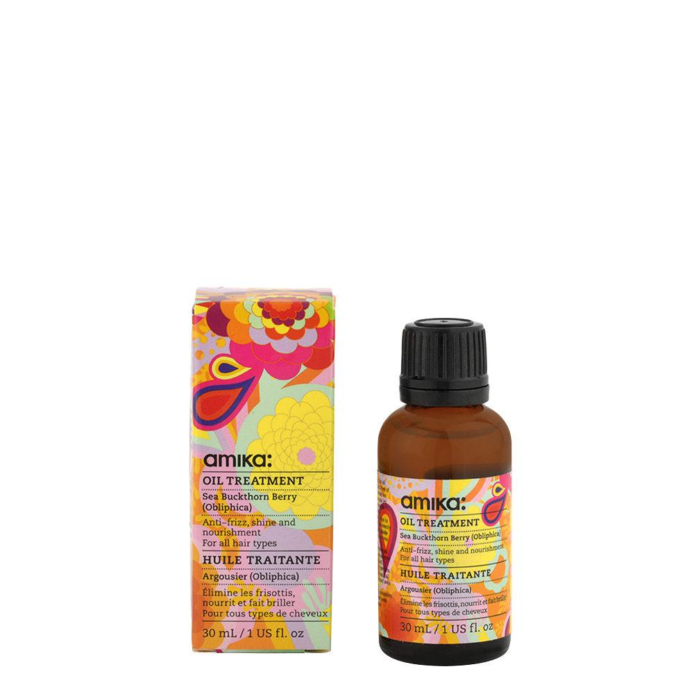 Amika Treatment Oil Treatment 30ml Hair Gallery