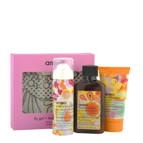amika: Fly Girl kit - travel kit