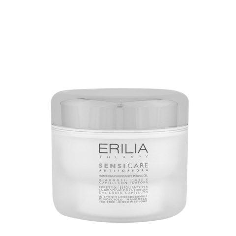 Erilia Sensicare Maschera Purificante Peeling Gel 200ml - purifying mask