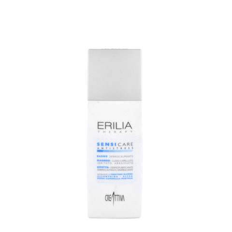 Erilia Sensicare Antistress Bagno Dermocalmante 250ml - sensitive scalp shampoo