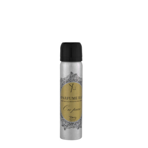 Ykena Parfume Hair Oro Puro 75ml - shining hairspray