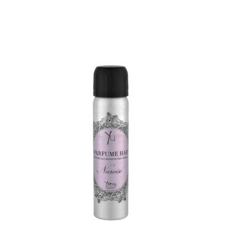 Ykena Parfume Hair Narciso 75ml - shining hairspray