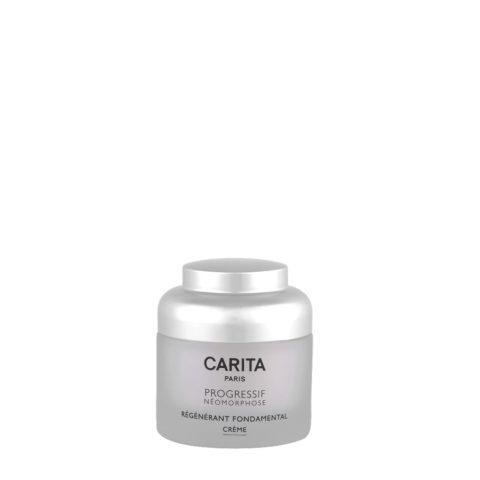 Carita Skincare Progressif Néomorphose Régénérant Fondamental Crème Revitalisante Réparatrice 50ml - restoring cream
