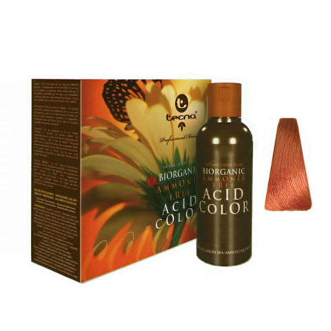 9.44 Extra light deep copper blonde Tecna NCC Biorganic acid color 3x130ml