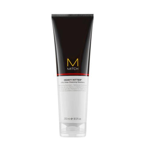 Paul Mitchell Mitch Heavy Hitter 250ml - deep cleansing shampoo
