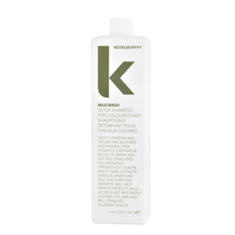 Kevin murphy Shampoo maxi wash 1000ml - Purifying shampoo