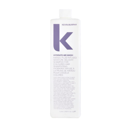 Kevin murphy Shampoo hydrate-me wash 1000ml - Hydrating shampoo