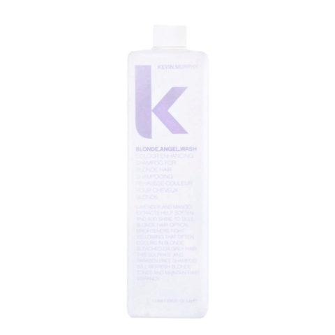 Kevin murphy Shampoo blonde angel wash 1000ml - Shampoo for blond hair