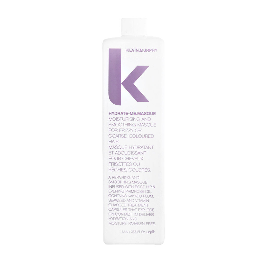 Kevin Murphy Treatments Hydrate me Masque 1000ml - Hydrating masque