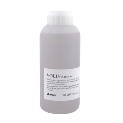Davines Essential hair care Volu Shampoo 1000ml - volumizing shampoo