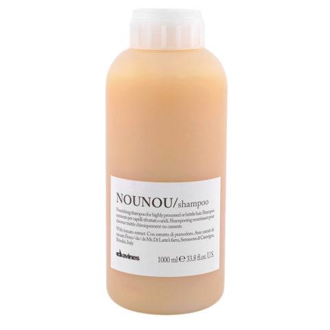 Davines Essential hair care Nounou Shampoo 1000ml - Nourishing shampoo