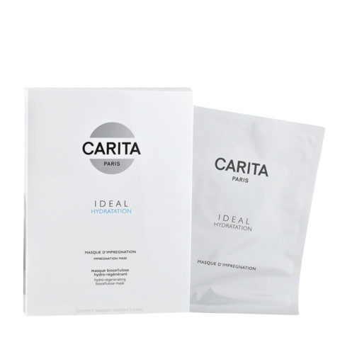 Carita Skincare Ideal hydratation Masque d'Impregnation x5 - impregnation mask