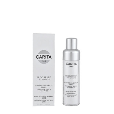 Carita Skincare Progressif Lift fermeté jeunesse mains 50ml - hands serum