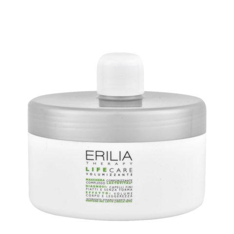 Erilia Life care Maschera Corporizzante Complesso Lactovital 500ml - volumizing mask Lactovital Complex