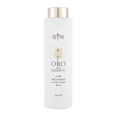 Erilia Oro del Deserto Argan Bain 1000ml - Argan Oil shampoo