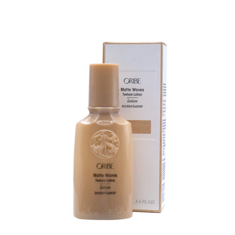Oribe Styling Matte Waves Texture Lotion 100ml - opaque lotion to create waves