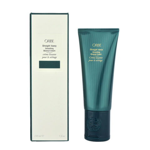 Oribe Styling Straight Away Smoothing blowout Creme 150ml - anti-frizz smoothing cream
