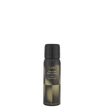 Oribe Styling Free Styler Working Hairspray Travel size 75ml - travel sized lacquer
