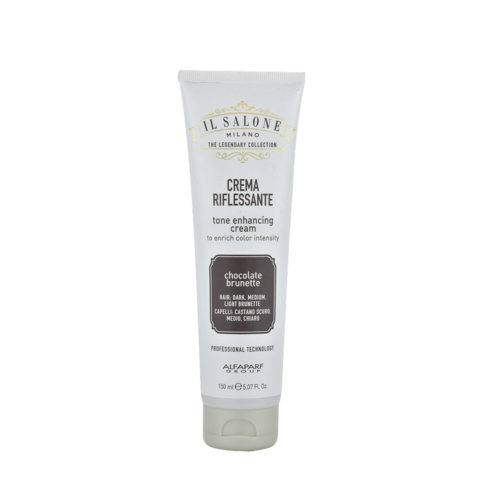 Alfaparf Il Salone Crema Riflessante Chocolate Brunette 150ml - color enhancing cream