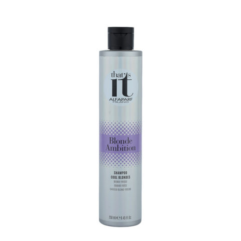 Alfaparf That'S It Blonde Ambition Shampoo Cool Blondes 250ml