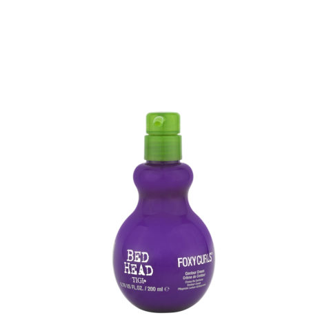 Tigi Bed Head Foxy Curls Contour Cream 200ml - styling creme