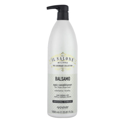Alfaparf Il Salone Epic Conditioner 1000ml - For Normal To Dry Hair