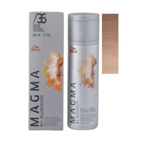 /36 Golden violet Wella Magma 120gr