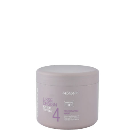 Alfaparf Lisse Design Keratin Therapy 4 Rehydrating Mask 500ml