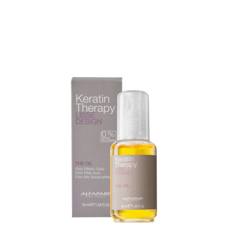 Alfaparf Lisse Design Keratin Therapy The Oil 50ml - silk effect elixir
