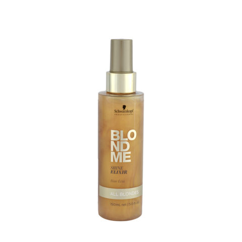 Schwarzkopf Blond Me Shine Elixir 150ml - illuminating serum
