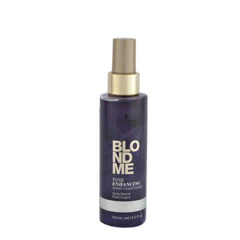 Schwarzkopf Blond Me Tone Enhance Spray Conditioner 150ml - anti sunwash spray