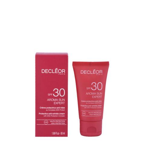 Decléor Aroma Sun Crème Protectrice Anti-rides SPF30, 50ml - protective anti-wrinkle cream
