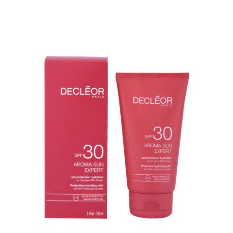 Decléor Aroma Sun Lait Protecteur Hydratant SPF30, 150ml - body protective hydrating milk