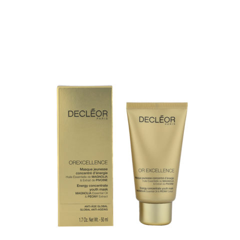 Decléor Orexcellence Masque Jeunesse Concentré d'énergie 50ml - concentrate youth mask