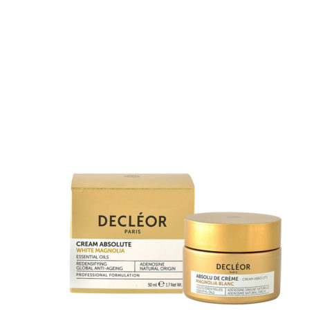 Decléor Cream Absolute White Magnolia 50ml - day cream