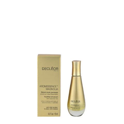 Decléor Orexcellence Aromessence Sérum-huile Jeunesse Magnolia 15ml - oil serum