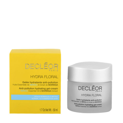 Decléor Hydra Floral Neroli Gelée Hydratante Anti-pollution 50ml