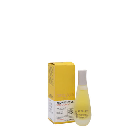 Decléor Aromessence Rose d'Orient Sérum-huile apaisant 15ml - soothing oil serum