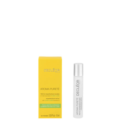 Decléor Aroma Pureté Ylang-Ylang Roll'on Imperfections Locales 10ml - imperfections roll'on
