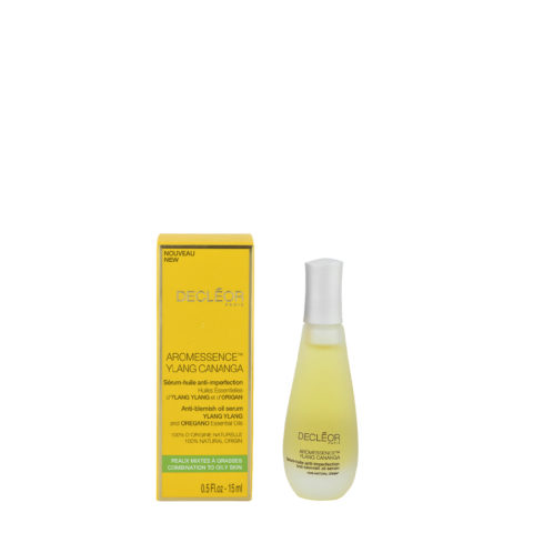 Decléor Aromessence Ylang Cananga Sérum-huile anti-imperfection 15ml -  anti-blemish oil serum